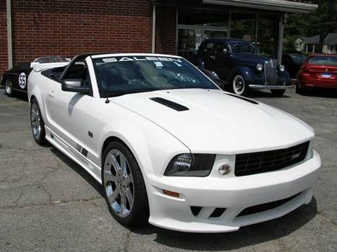 2007 Ford Mustang for sale at South Atlanta Motorsports in Mcdonough GA