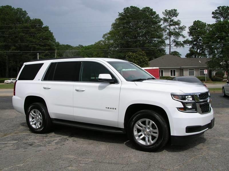 2015 Chevrolet Tahoe for sale at South Atlanta Motorsports in Mcdonough GA