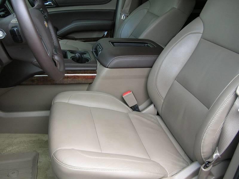 2015 Chevrolet Tahoe 4x4 LT 4dr SUV - Mcdonough GA