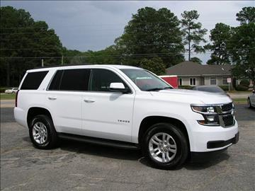 2015 Chevrolet Tahoe for sale at South Atlanta Motorsports in Mcdonough GA