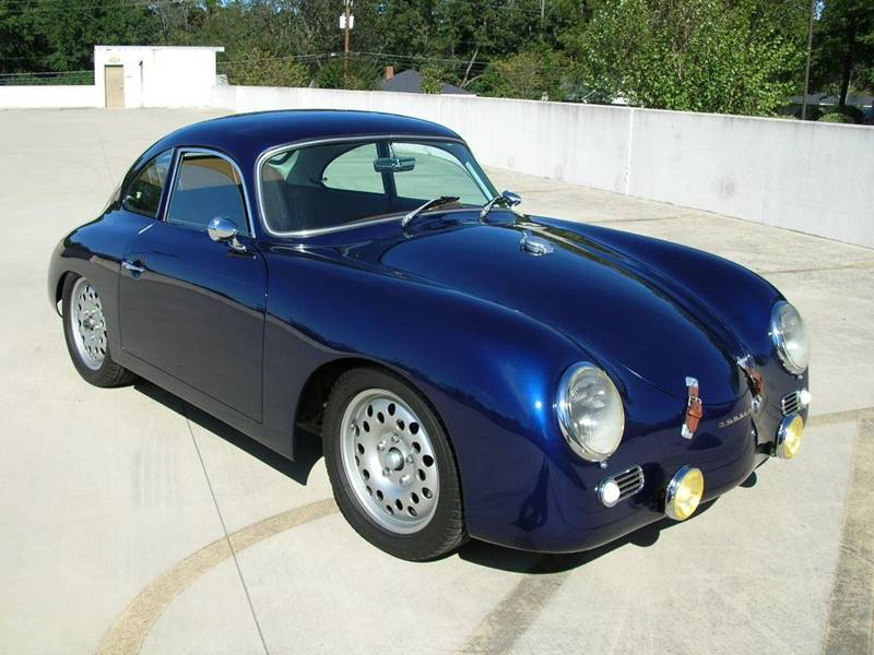 1955 Porsche 356 Carrera Coupe JPS Subi Powered Outlaw In Mcdonough