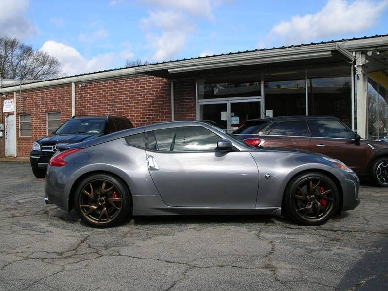 2014 nissan 370z 2dr coupe 7a in mcdonough ga south. Black Bedroom Furniture Sets. Home Design Ideas