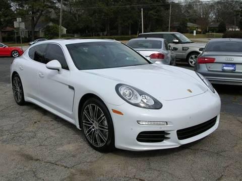 2016 Porsche Panamera for sale at South Atlanta Motorsports in Mcdonough GA