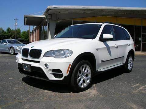 2012 BMW X5 for sale at South Atlanta Motorsports in Mcdonough GA