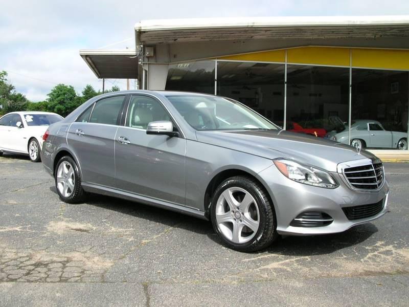 2014 Mercedes-Benz E-Class for sale at South Atlanta Motorsports in Mcdonough GA
