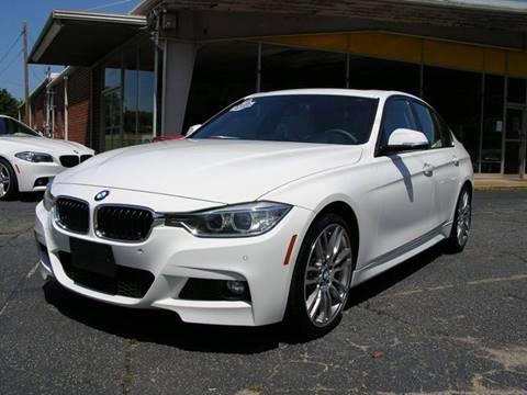 2015 BMW 3 Series for sale at South Atlanta Motorsports in Mcdonough GA