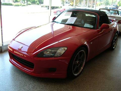 2002 Honda S2000 for sale in Mcdonough, GA