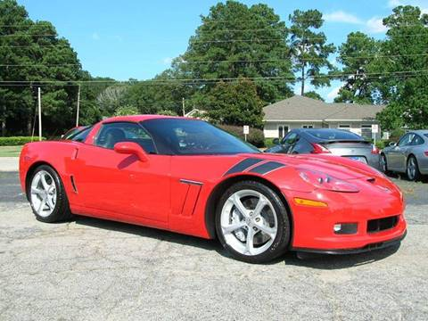 2011 Chevrolet Corvette for sale at South Atlanta Motorsports in Mcdonough GA