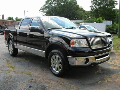 2006 Lincoln Mark LT for sale at South Atlanta Motorsports in Mcdonough GA