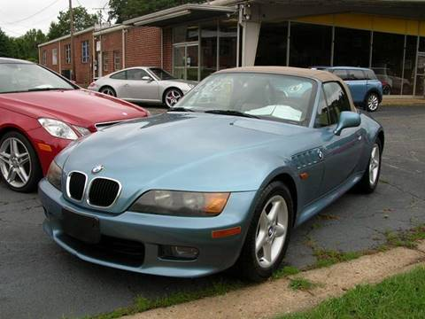 1998 bmw roadster