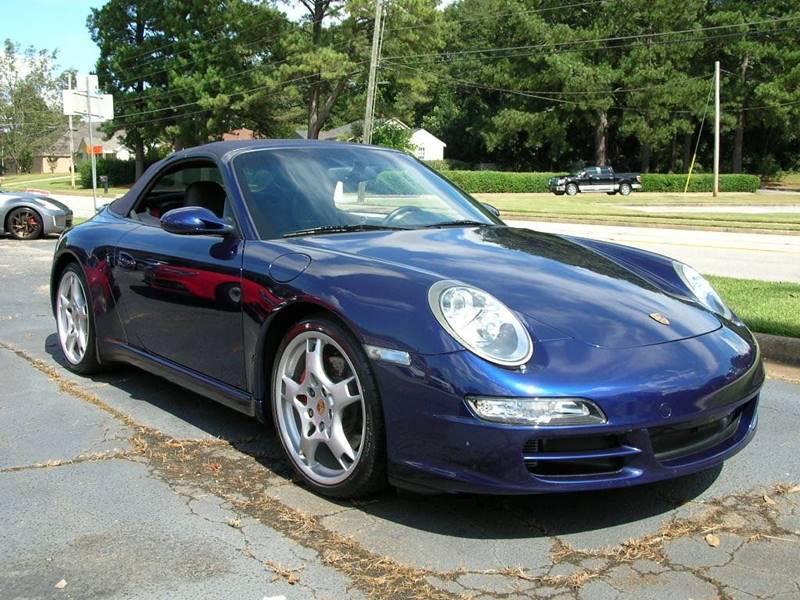 2005 Porsche 911 Carrera S 2dr Cabriolet In Mcdonough Ga South