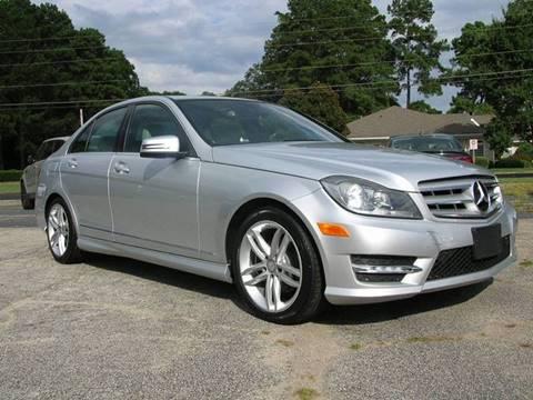 2013 Mercedes-Benz C-Class for sale in Mcdonough, GA