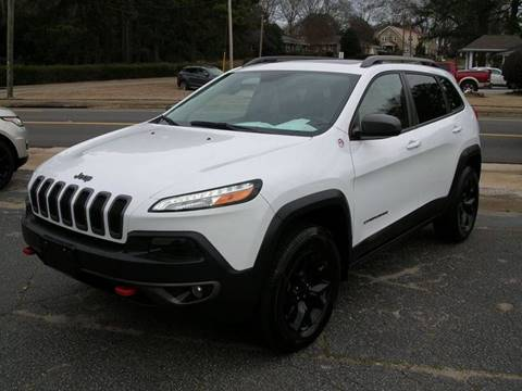 2015 Jeep Cherokee for sale at South Atlanta Motorsports in Mcdonough GA