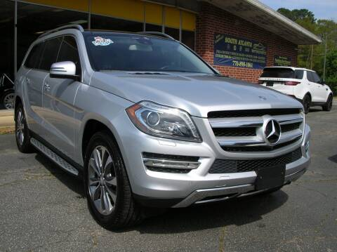 2016 Mercedes-Benz GL-Class for sale at South Atlanta Motorsports in Mcdonough GA