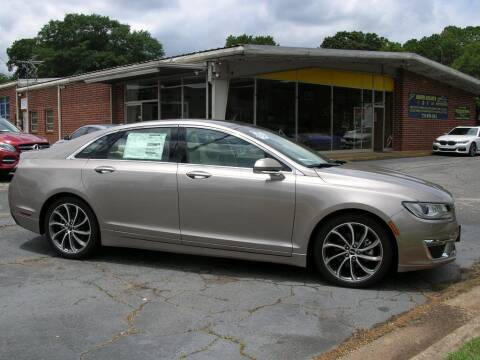 2018 Lincoln MKZ for sale at South Atlanta Motorsports in Mcdonough GA