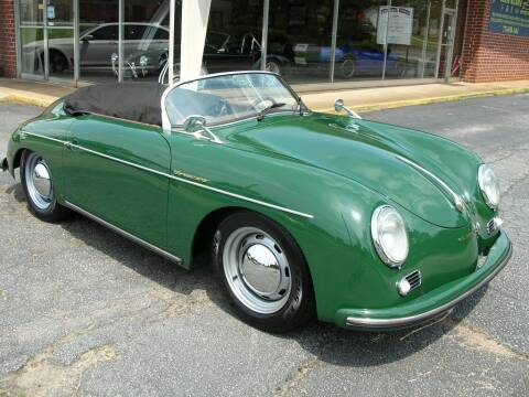 1957 Porsche 356 Speedster for sale at South Atlanta Motorsports in Mcdonough GA