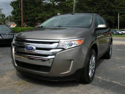 2013 Ford Edge for sale at South Atlanta Motorsports in Mcdonough GA