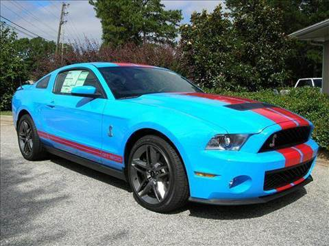 2010 Ford Mustang for sale at South Atlanta Motorsports in Mcdonough GA