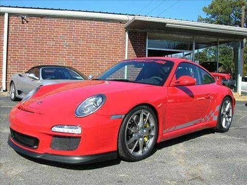 2010 Porsche 911 for sale at South Atlanta Motorsports in Mcdonough GA