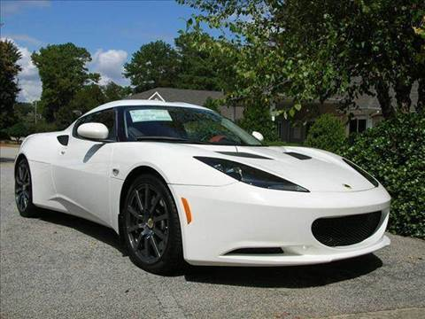 2010 Lotus Evora for sale at South Atlanta Motorsports in Mcdonough GA
