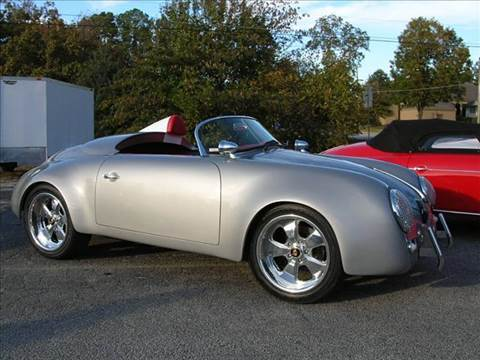 1963 Porsche 356 Speedster for sale at South Atlanta Motorsports in Mcdonough GA
