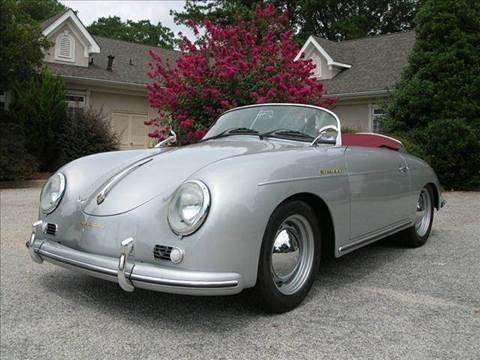 1956 Porsche 356 Speedster for sale at South Atlanta Motorsports in Mcdonough GA