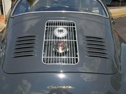 1958 Porsche 356 for sale at South Atlanta Motorsports in Mcdonough GA