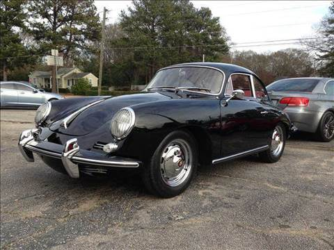 1962 Porsche 356 for sale at South Atlanta Motorsports in Mcdonough GA