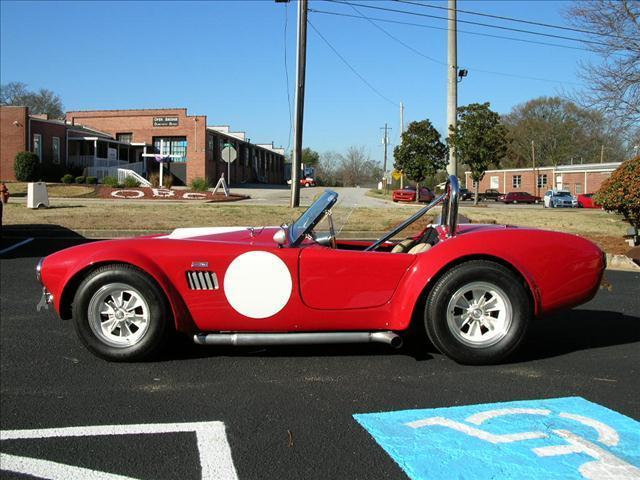 1964 Ford Fia Cobra Ffr In Mcdonough Ga South Atlanta