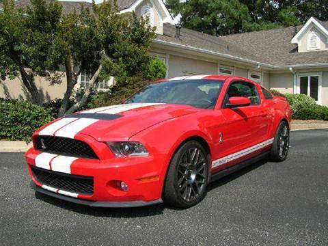 2012 Ford Mustang for sale at South Atlanta Motorsports in Mcdonough GA