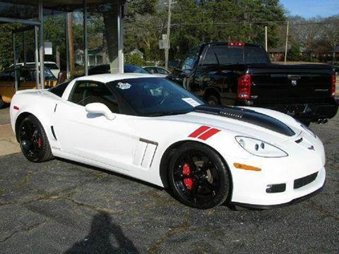 2013 Chevrolet Corvette for sale at South Atlanta Motorsports in Mcdonough GA