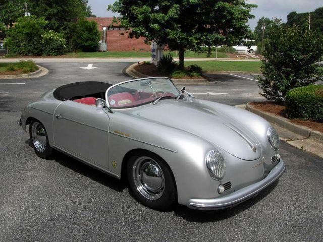 1957 Porsche 356 Speedster Vintage In Mcdonough GA - South Atlanta