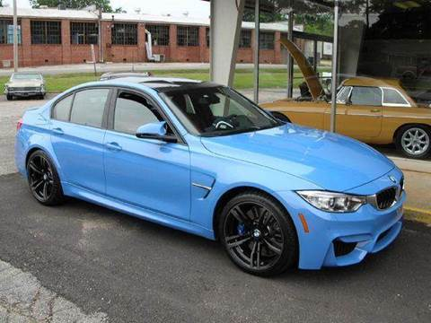 2015 BMW M3 for sale at South Atlanta Motorsports in Mcdonough GA