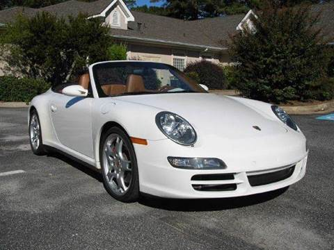 2006 Porsche 911 for sale at South Atlanta Motorsports in Mcdonough GA