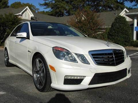 2011 Mercedes-Benz E-Class for sale at South Atlanta Motorsports in Mcdonough GA