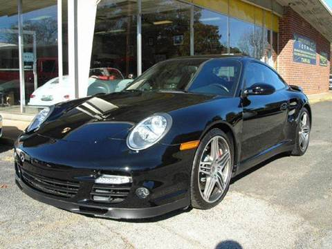 2008 Porsche 911 for sale at South Atlanta Motorsports in Mcdonough GA