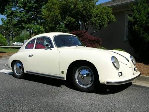 1957 Porsche 356a for sale at South Atlanta Motorsports in Mcdonough GA