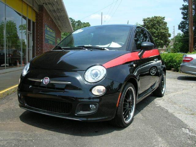 2012 FIAT 500 for sale at South Atlanta Motorsports in Mcdonough GA