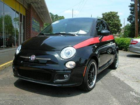 2012 FIAT 500 for sale at South Atlanta Motorsports in Mcdonough GA