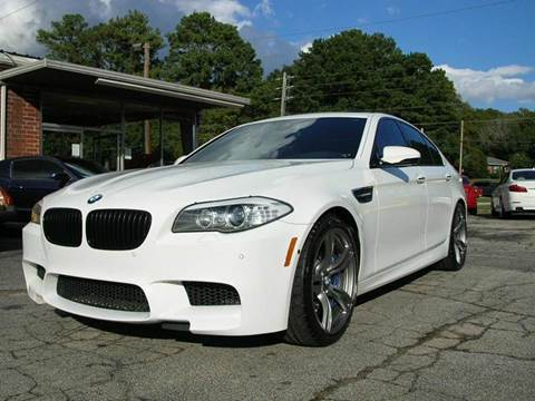 2013 BMW M5 for sale at South Atlanta Motorsports in Mcdonough GA