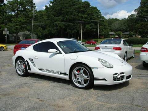 2006 Porsche Cayman for sale at South Atlanta Motorsports in Mcdonough GA