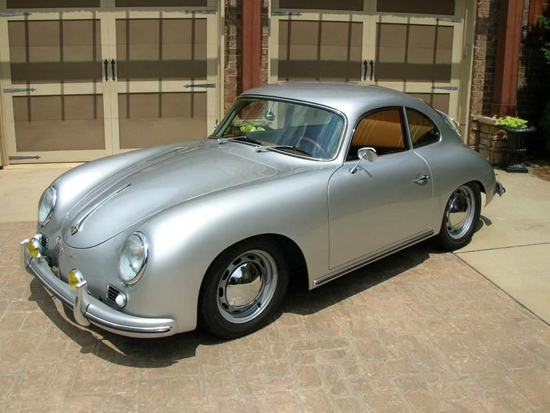 1956 Porsche 356 for sale at South Atlanta Motorsports in Mcdonough GA