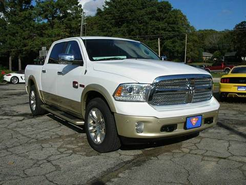 2015 RAM Ram Pickup 1500 for sale at South Atlanta Motorsports in Mcdonough GA