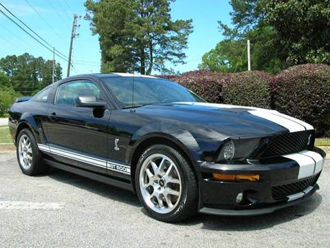 2009 Ford Shelby GT500 for sale at South Atlanta Motorsports in Mcdonough GA