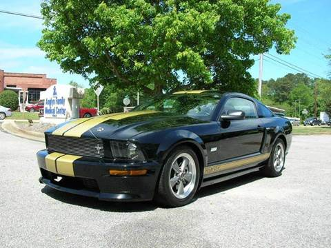 2006 Ford Shelby GT350 for sale at South Atlanta Motorsports in Mcdonough GA