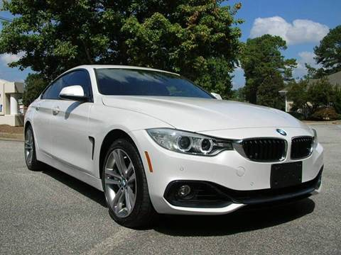 2016 BMW 4 Series for sale at South Atlanta Motorsports in Mcdonough GA