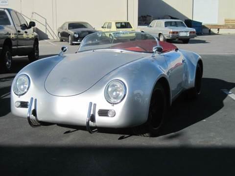1957 Porsche 356 for sale at South Atlanta Motorsports in Mcdonough GA