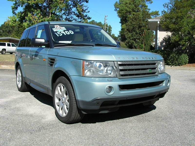 2008 Land Rover Range Rover Sport for sale at South Atlanta Motorsports in Mcdonough GA