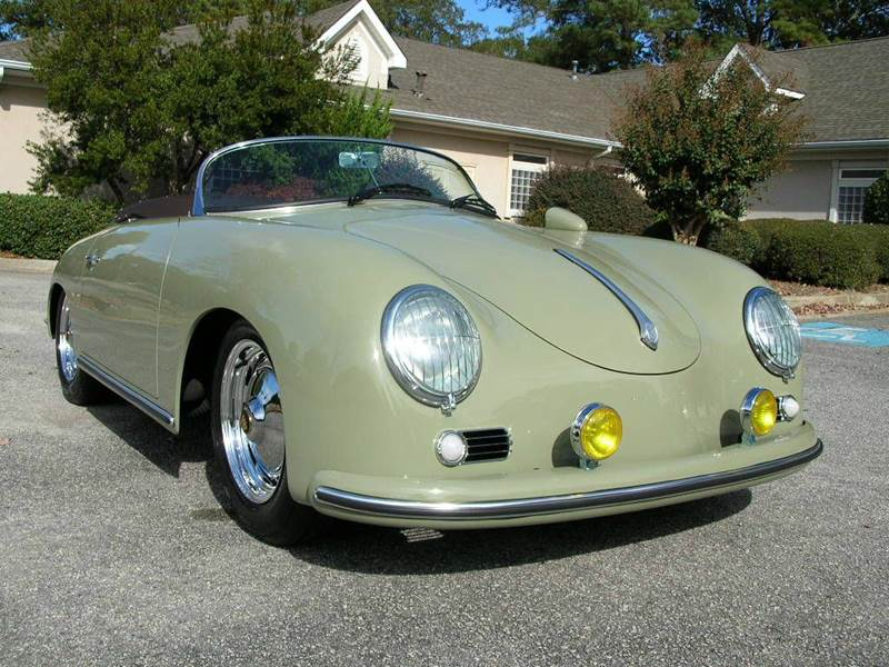 1957 Porsche 356 Speedster for sale at South Atlanta Motorsports in Mcdonough GA
