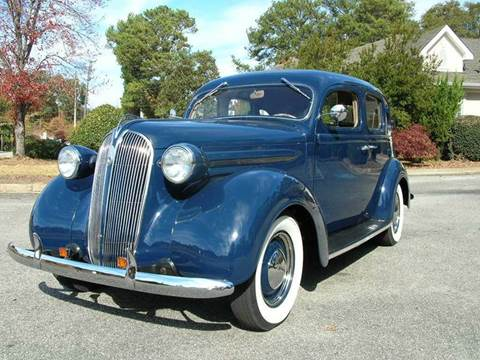 1937 Plymouth Deluxe for sale at South Atlanta Motorsports in Mcdonough GA